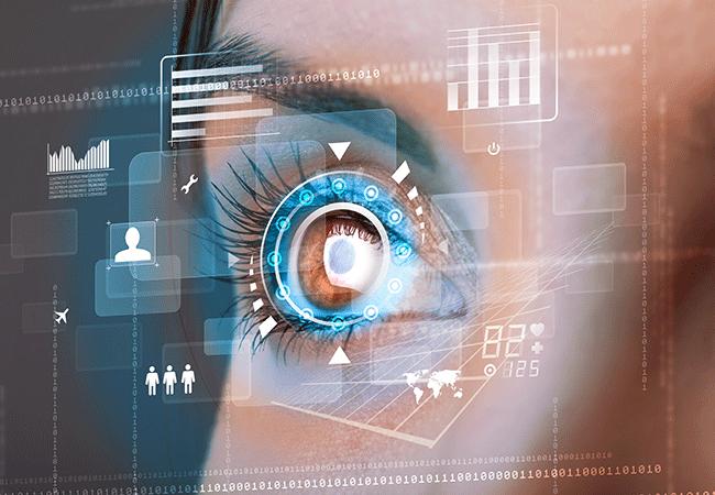 innovation close-up eye